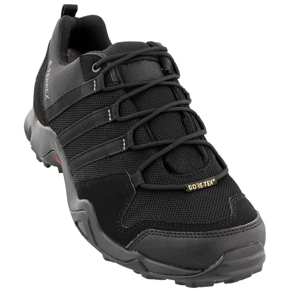 ADIDAS Men's Terrex AX2R GTX Outdoor Shoes - BLACK/BLACK/GREY
