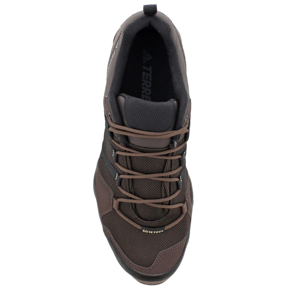 ADIDAS Men's Terrex AX2R GTX Outdoor Shoes, Brown - BROWN/BLACK/BROWN