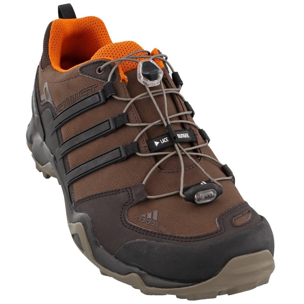 ADIDAS Men's Terrex Swift R Outdoor Shoes, brown - BROWN/BLACK/BROWN
