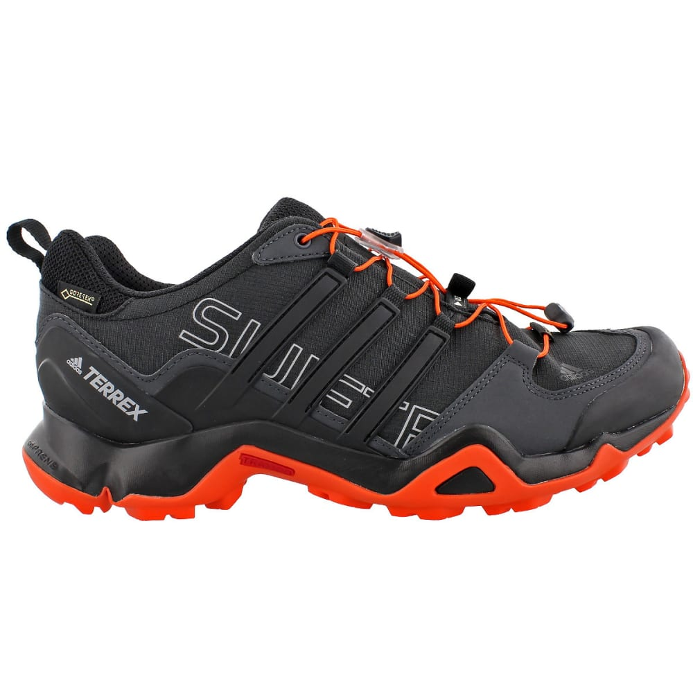 Adidas Men's Terrex Swift R Gtx Outdoor Shoes - Black, 7