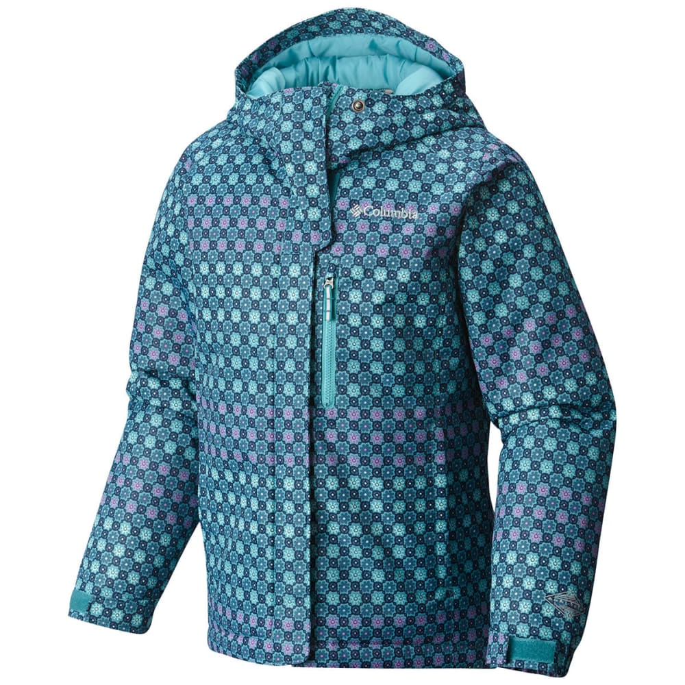 COLUMBIA Girls' Magic Mile Jacket S