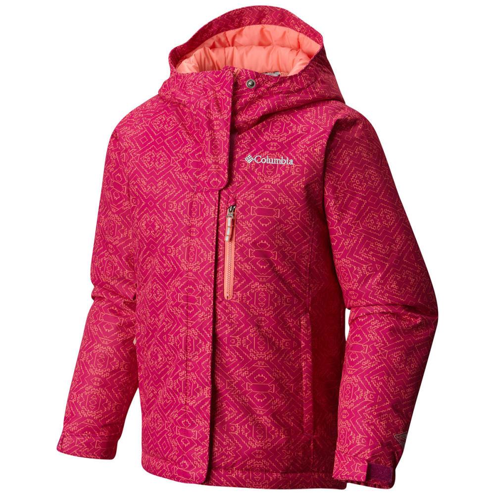 COLUMBIA Girls' Magic Mile Jacket M