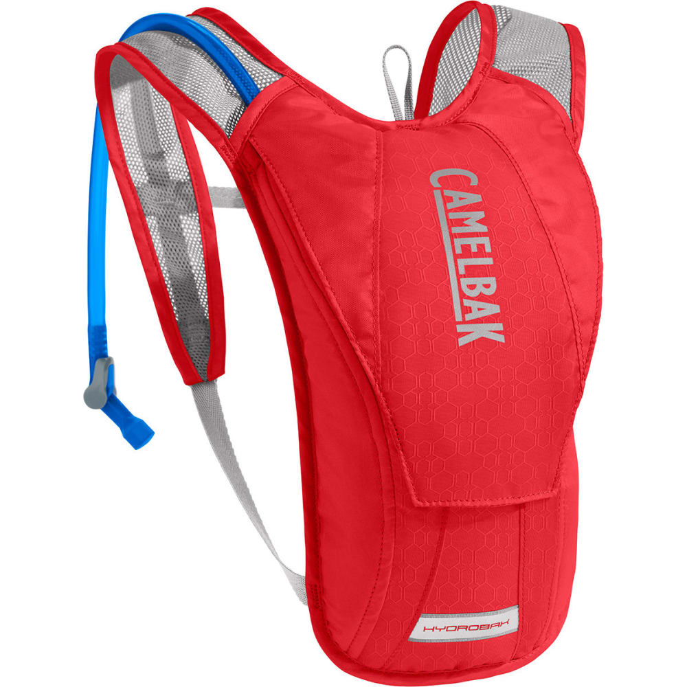 CAMELBAK HydroBak Hydration Pack - RACING RED/SILVER