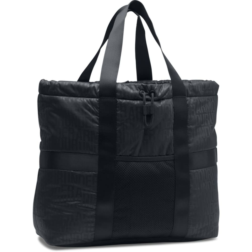 UNDER ARMOUR Women's Motivator Tote Bag - BLK/BLK/BLK-001