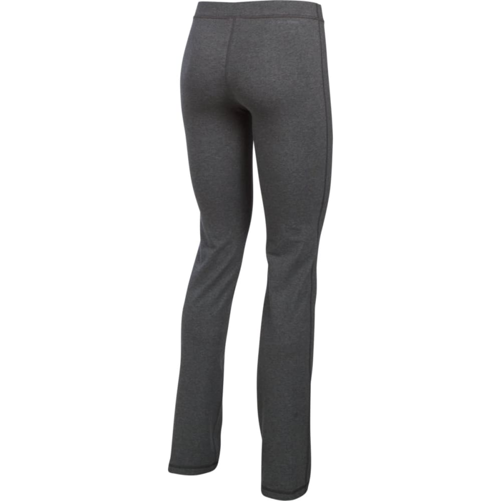 UNDER ARMOUR Women's Favorite Pants - CARBON HTR-090