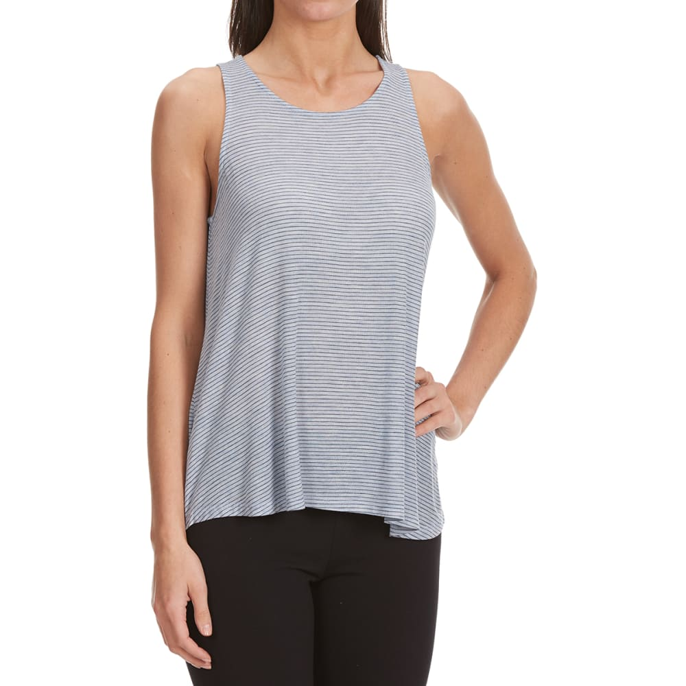 TRESICS FEMME Women's Sleeveless Tank Top - DENIM