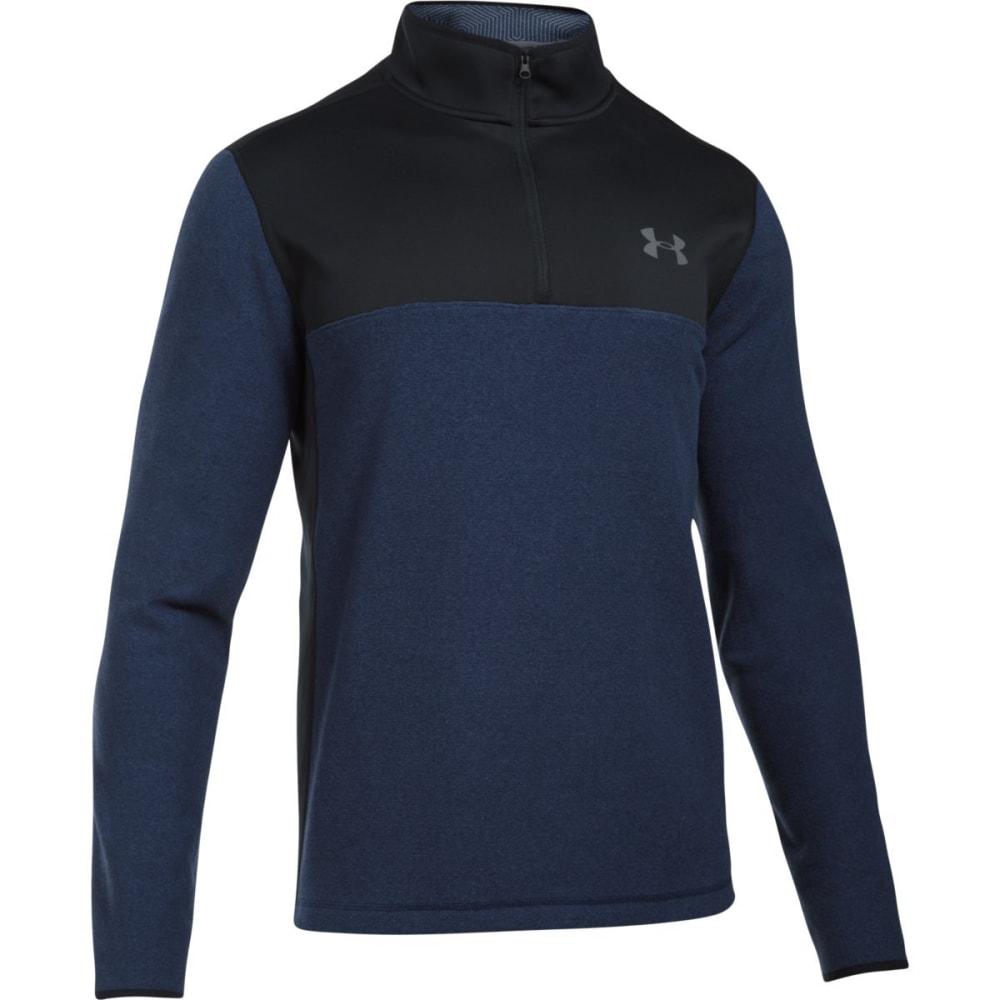 UNDER ARMOUR Men's ColdGear Infrared Fleece 1/4 Zip Pullover M
