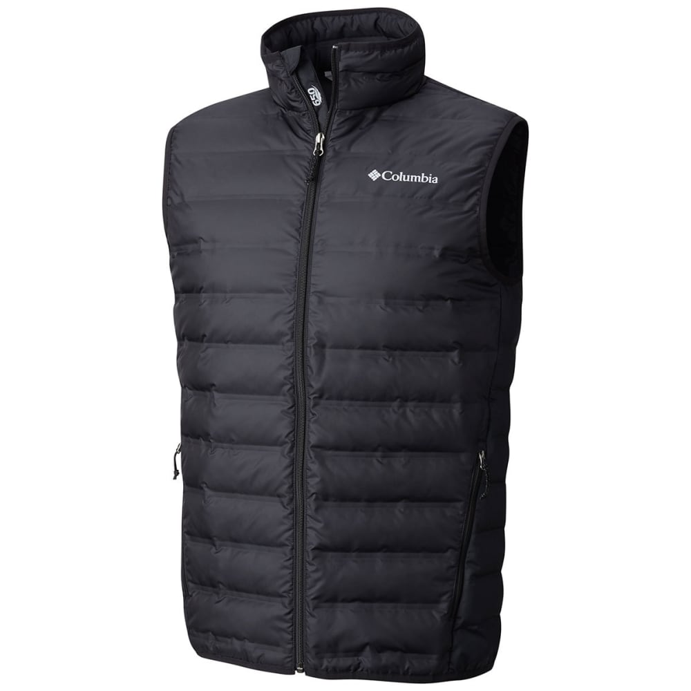 Columbia Men's Lake 22 Down Vest - Black, M