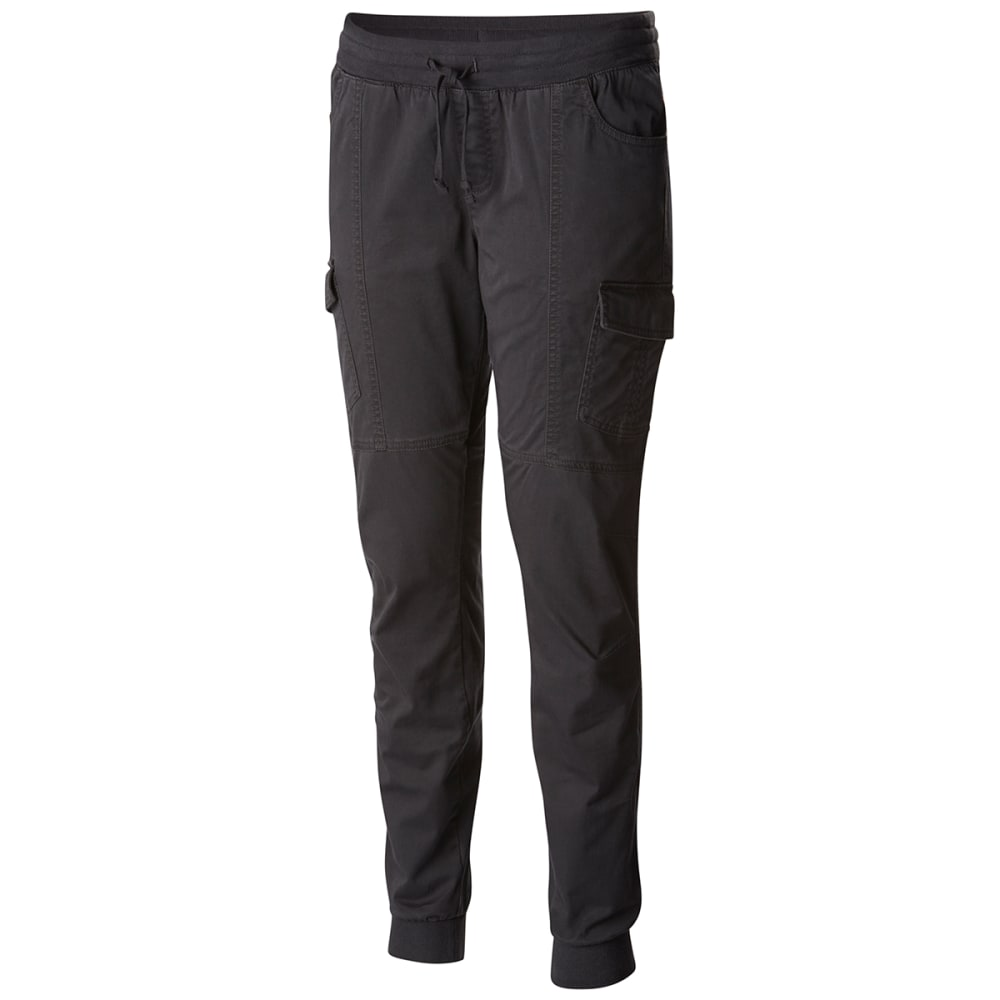 COLUMBIA Women's Teton Trail II Skinny Cargo Pants - 011-SHARK