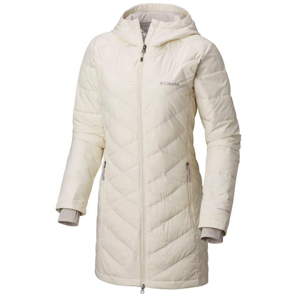 COLUMBIA Women's Heavenly Long Hooded Jacket XL