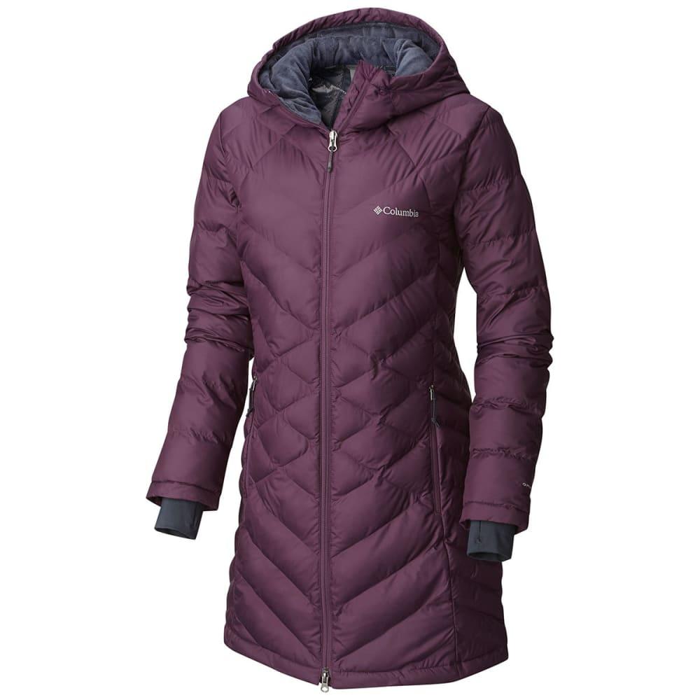 COLUMBIA Women's Heavenly Long Hooded Jacket XS