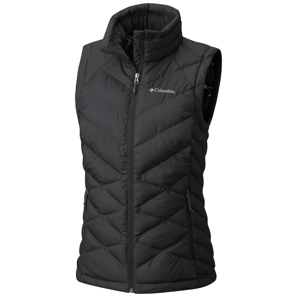Columbia Women's Heavenly Vest - Black, M