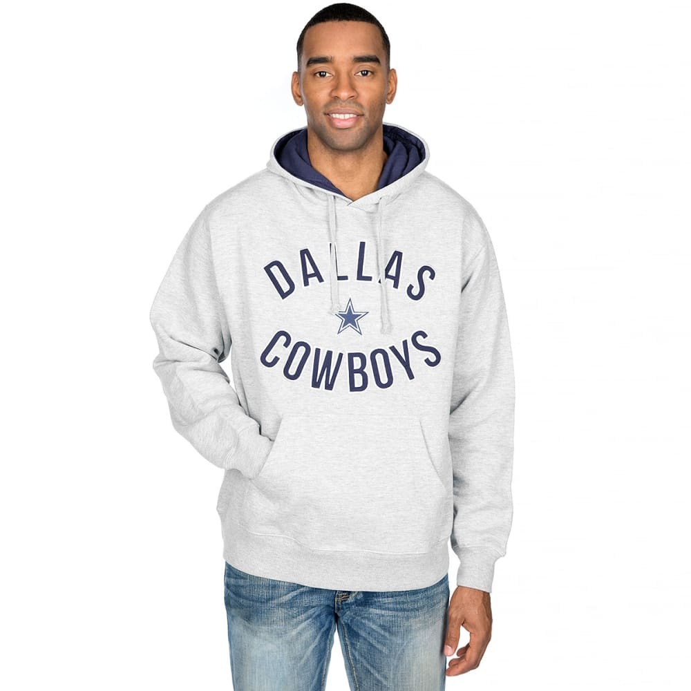 DALLAS COWBOYS Men's Welch Pullover Hoodie - GREY