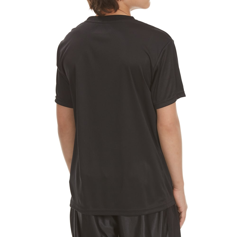 "RBX Boys' ""The Best Don't Rest"" Short-Sleeve Tee - BLACK"