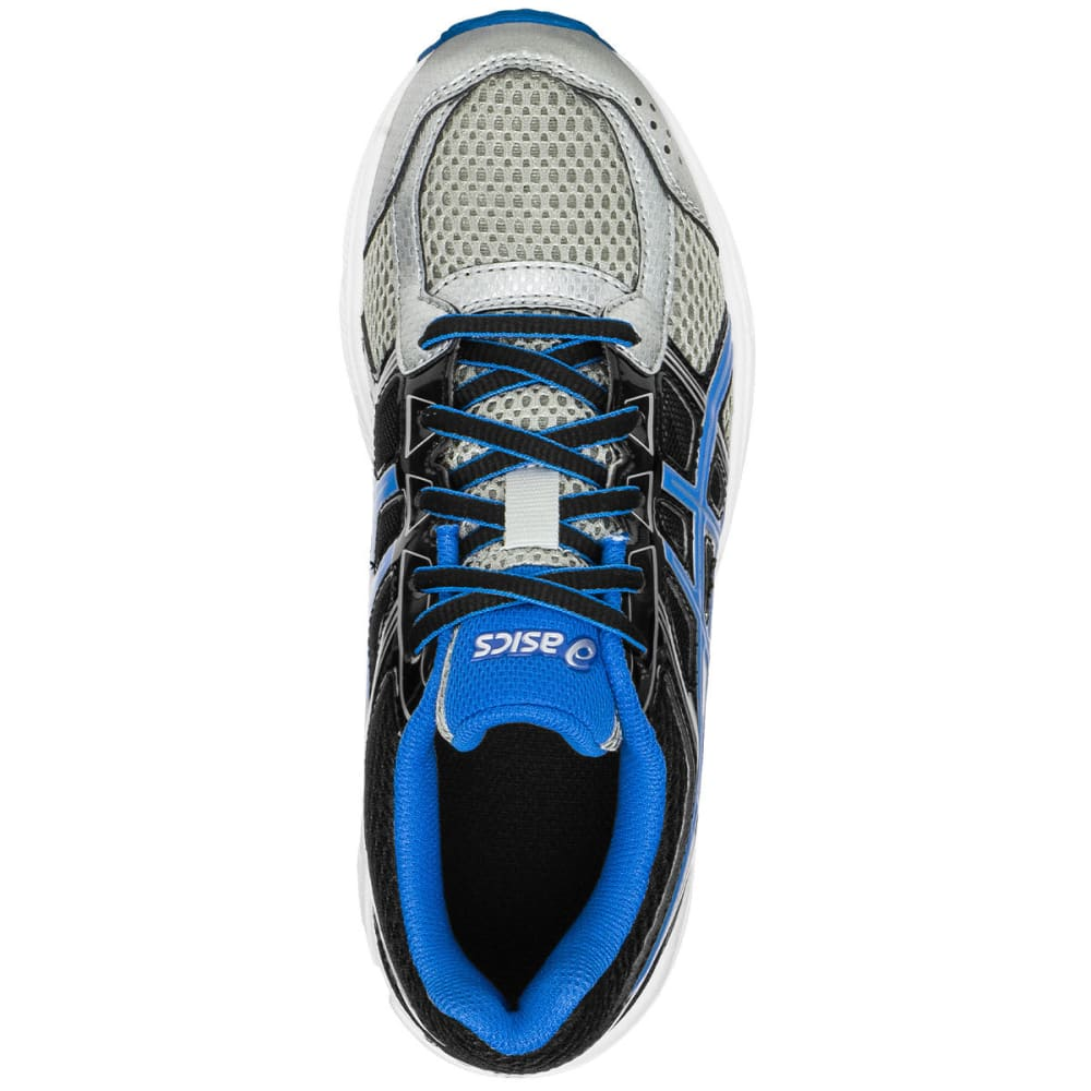 ASICS Grade School Boys' Gel-Contend 4 GS Running Shoes - SILVER