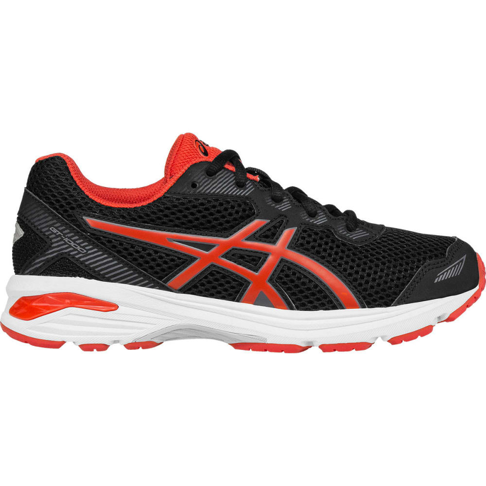 ASICS Grade School Boys' GT-1000 5 GS Running Shoes - BLACK