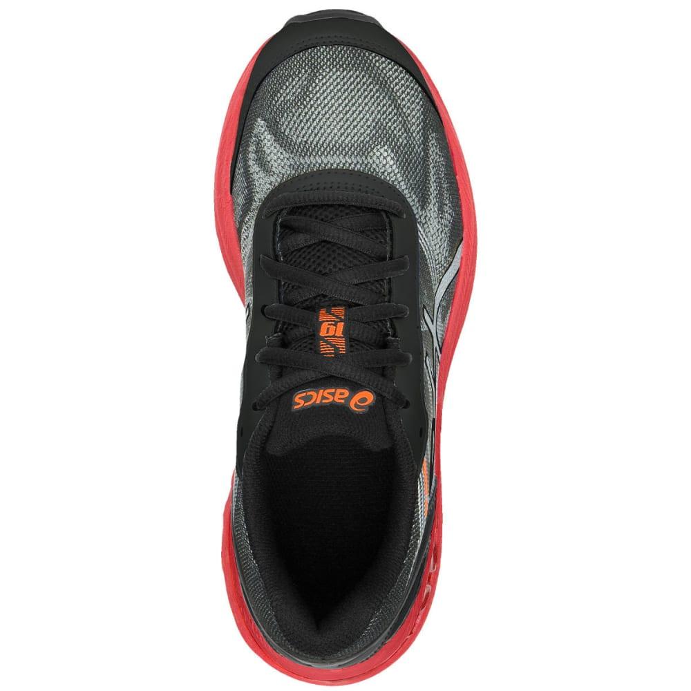 ASICS Grade School Boys' Gel-Nimbus 19 GS Running Shoes - BLACK