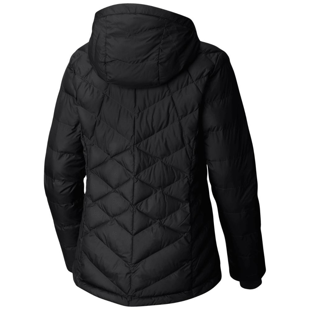 COLUMBIA Women's Heavenly Hooded Jacket - 010-BLACK