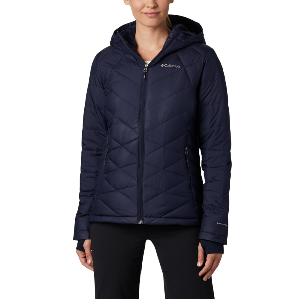COLUMBIA Women's Heavenly Hooded Jacket M