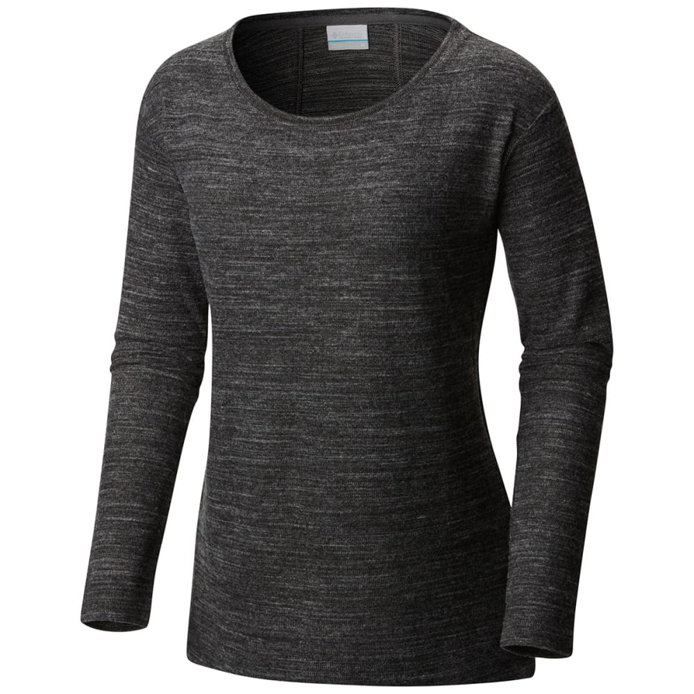 COLUMBIA Women's By the Hearth Sweater - 011-T SHARK