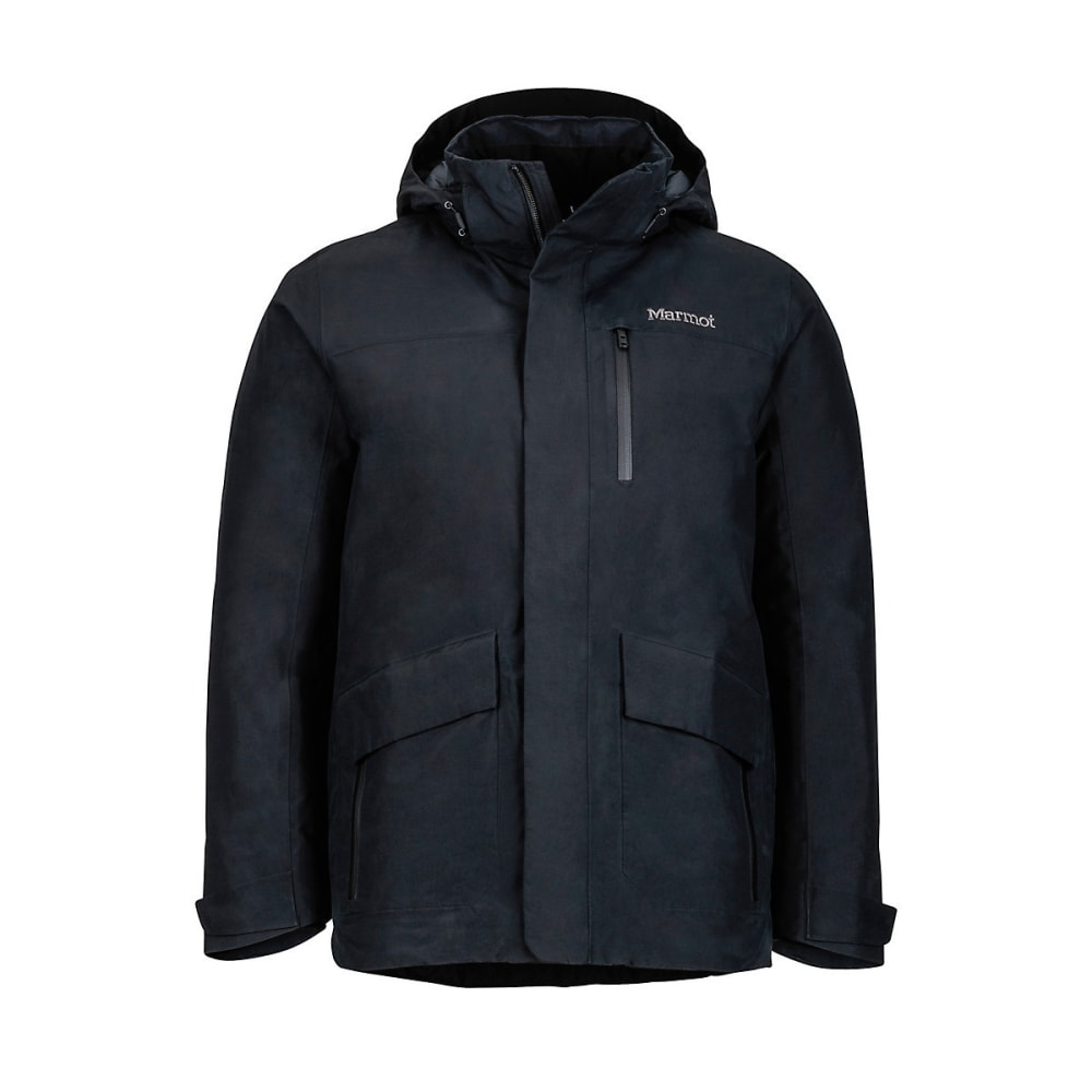 MARMOT Men's Yorktown Featherless Jacket - 001-BLACK