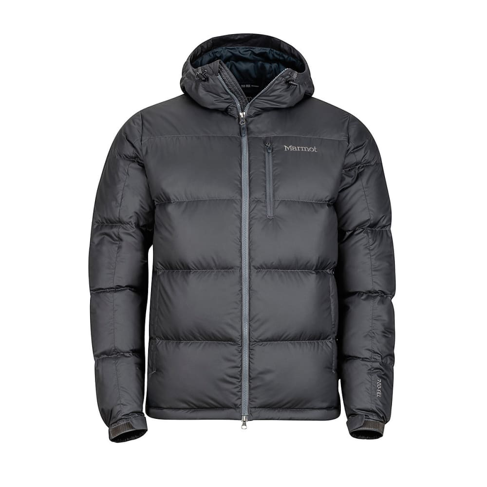 Marmot Men's Guides Down Hoody Jacket - Black, S