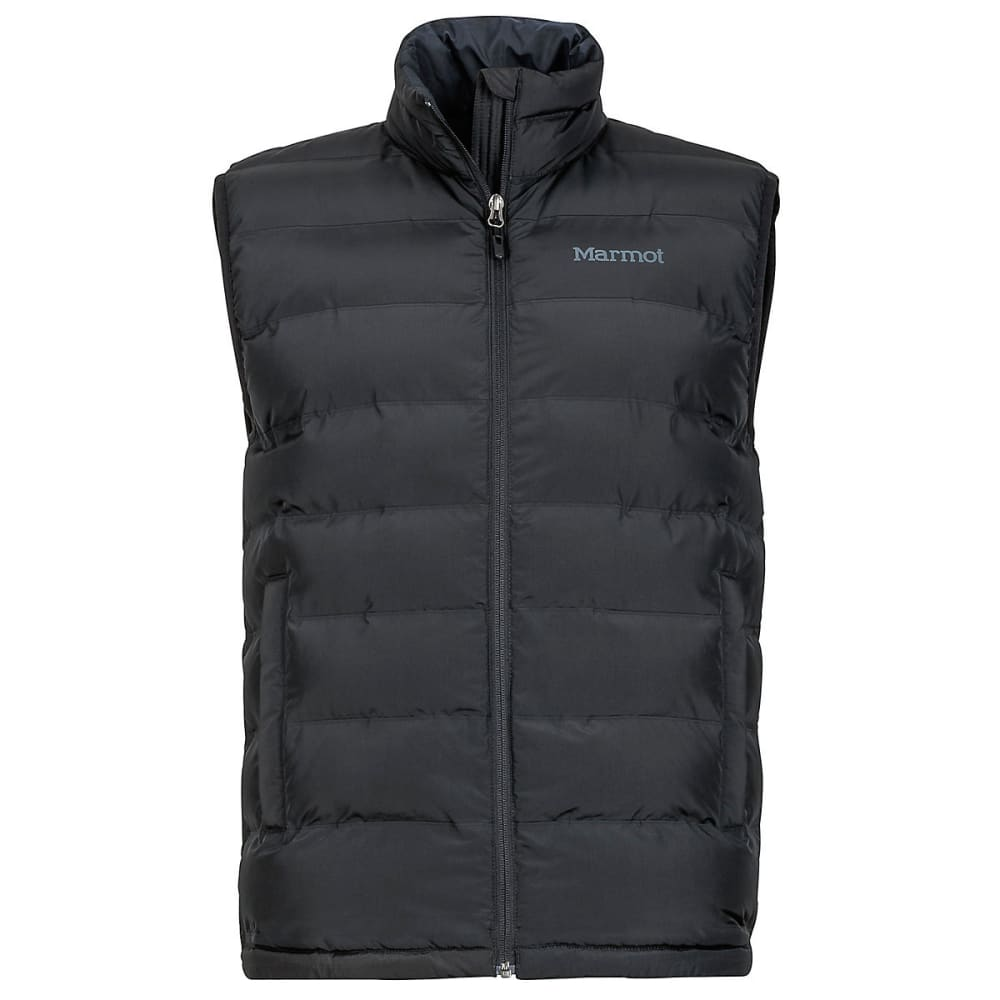Marmot Men's Alassian Featherless Vest - Black, M