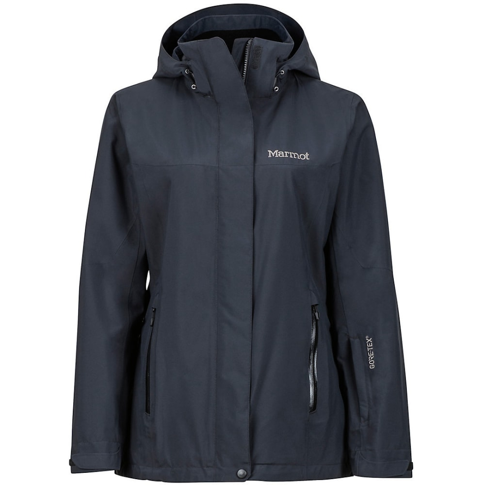 Marmot Women's Palisades Jacket - Black, S