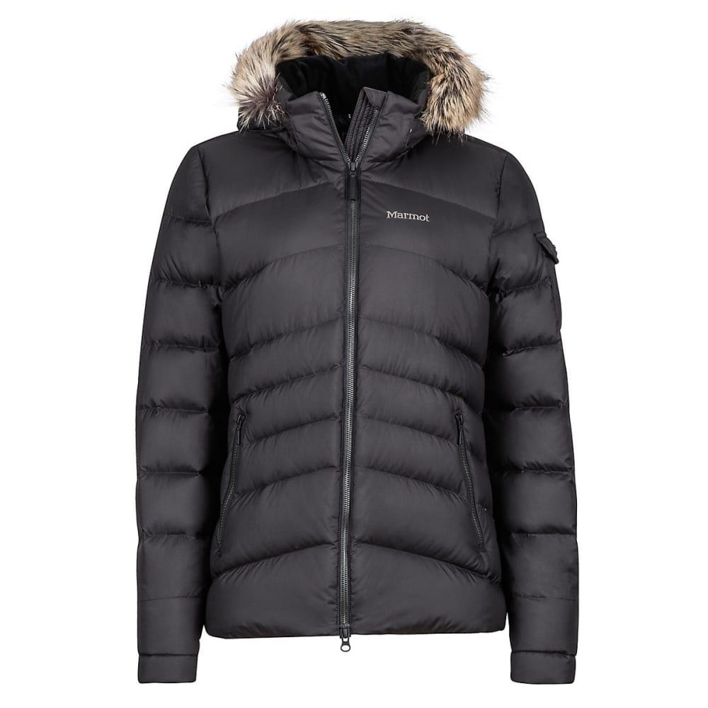 Marmot Woman's Ithaca Jacket - Black, XS