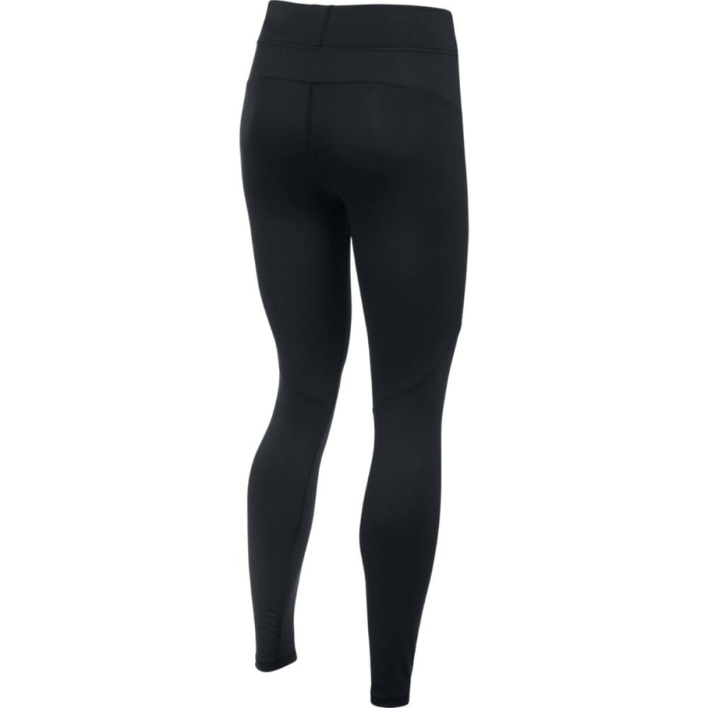 UNDER ARMOUR Women's ColdGear Armour Leggings - BLACK-001