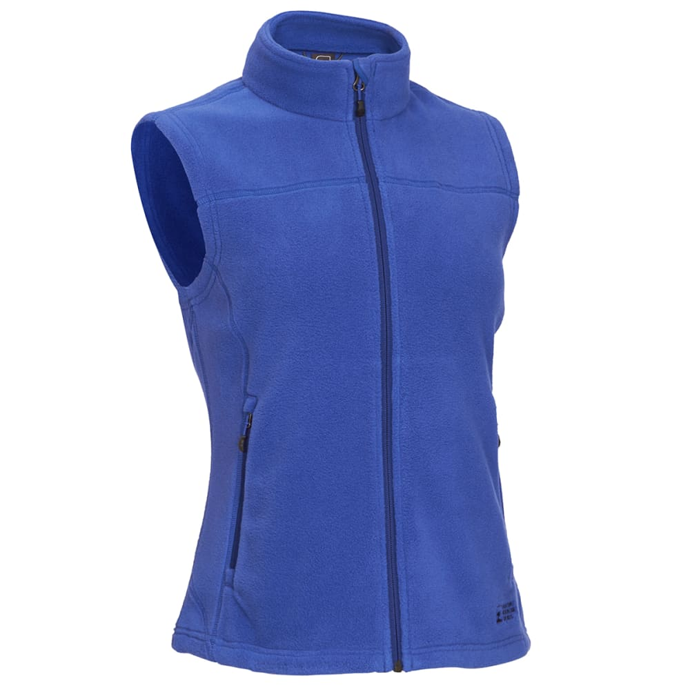 EMS® Women's Classic 200 Fleece Vest - DEEP ULTRAMARINE