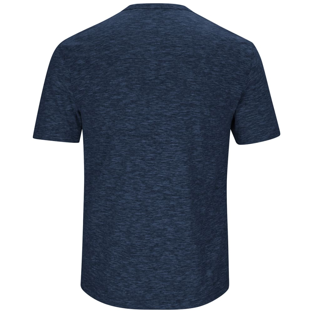 NEW ENGLAND PATRIOTS Men's Hyper Stack Short-Sleeve Tee - NAVY