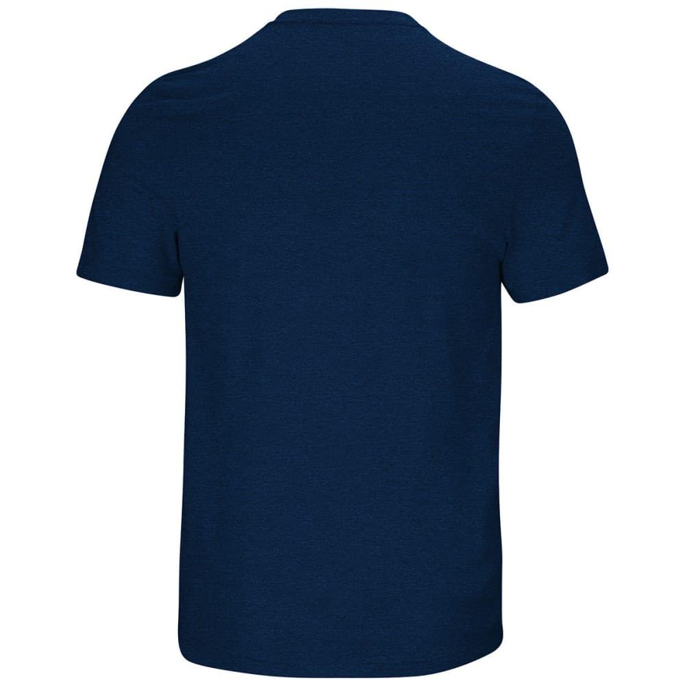 NEW ENGLAND PATRIOTS Men's Flex Team Short-Sleeve Tee - NAVY