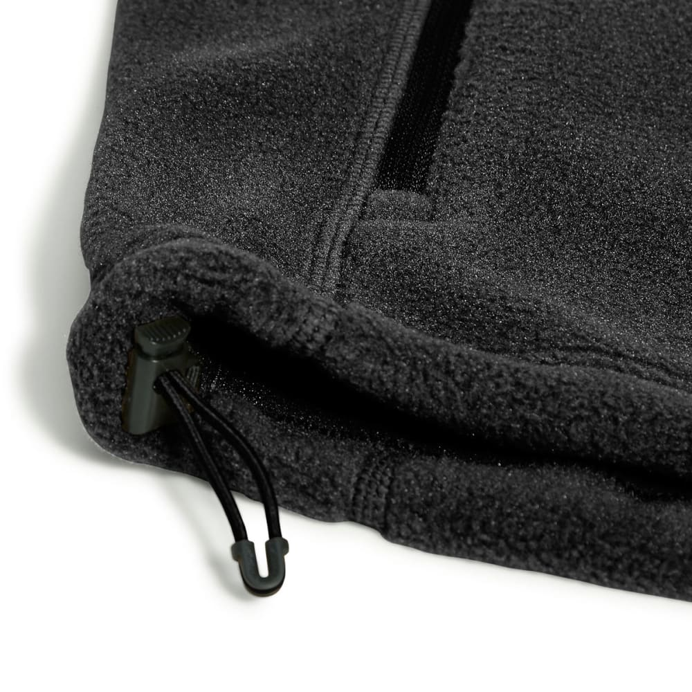 EMS Men's Classic 200 Fleece Jacket - BLACK