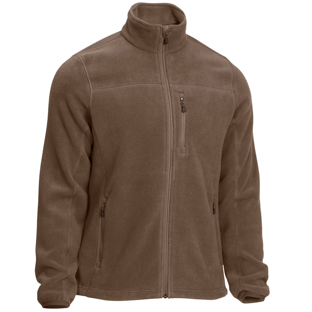 Ems(R) Men's Classic 200 Fleece Jacket - Brown, M