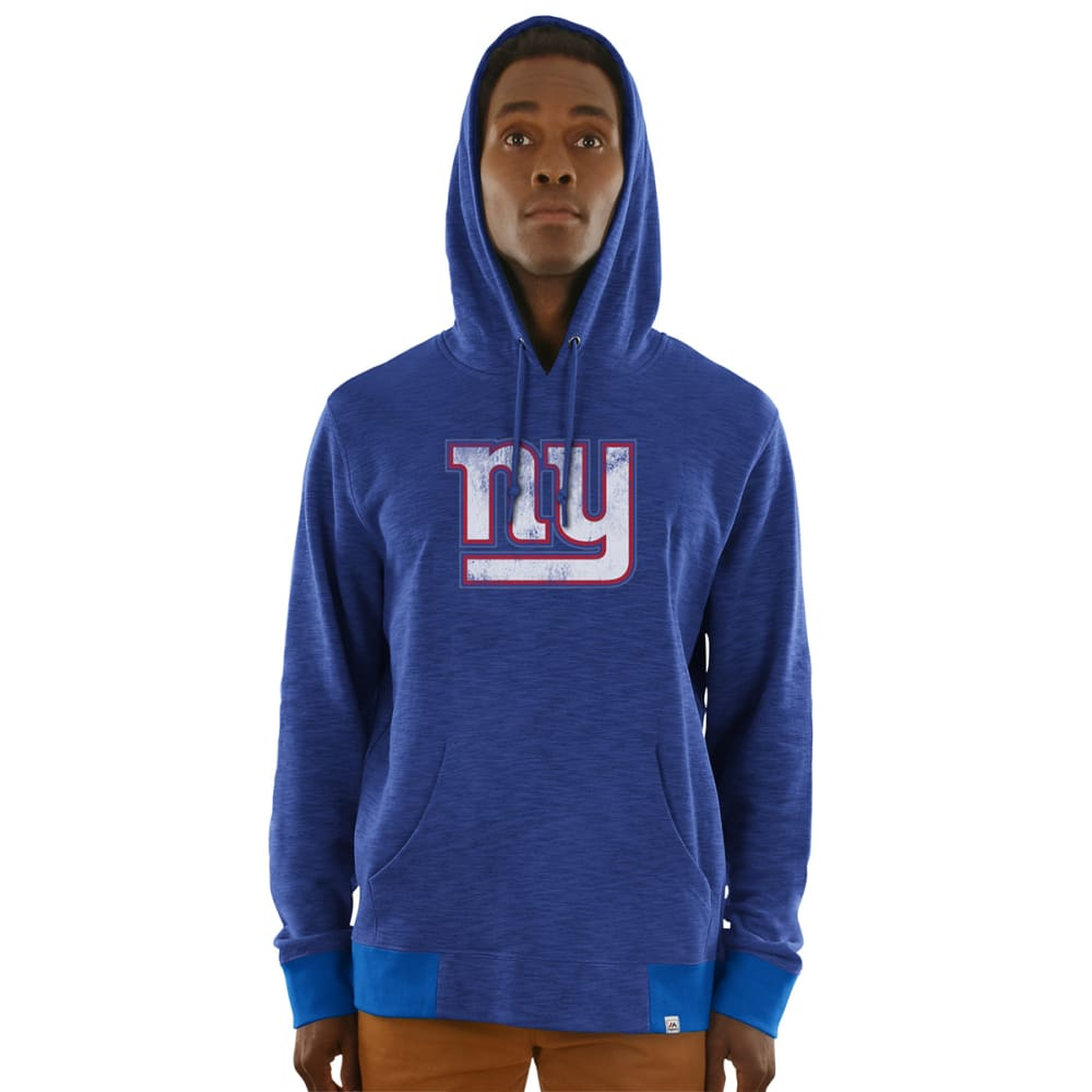 NEW YORK GIANTS Men's Gameday Classic Pullover Hoodie - ROYAL BLUE