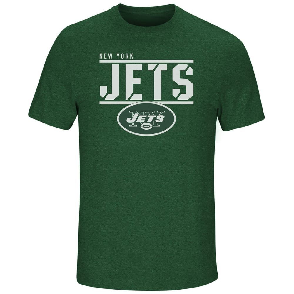 NEW YORK JETS Men's Flex Team Short-Sleeve Tee M