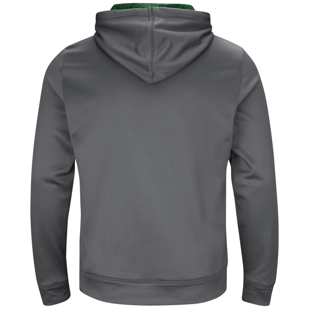 NEW YORK JETS Men's Armor Pullover Hoodie - GREY