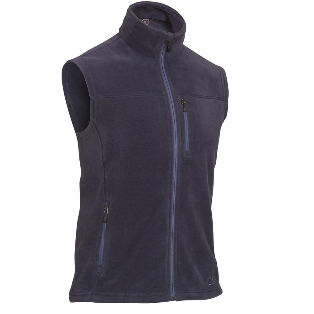 EMS® Men's Classic 200 Fleece Vest - BLUE NIGHTS