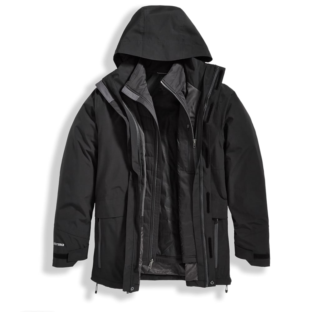 EMS® Men's Catskill 3-in-1 Jacket - BLACK