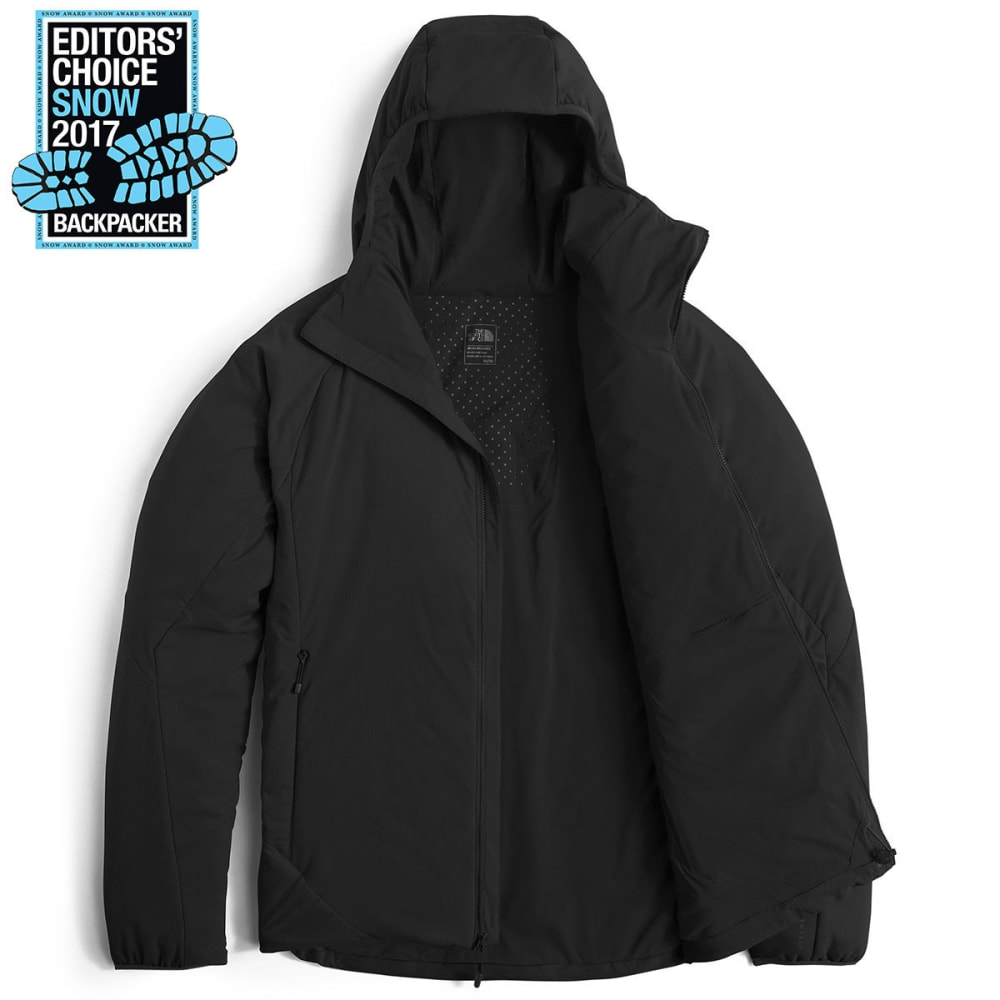 THE NORTH FACE Men's Ventrix Hoodie Jacket - KX7- TNF BLACK