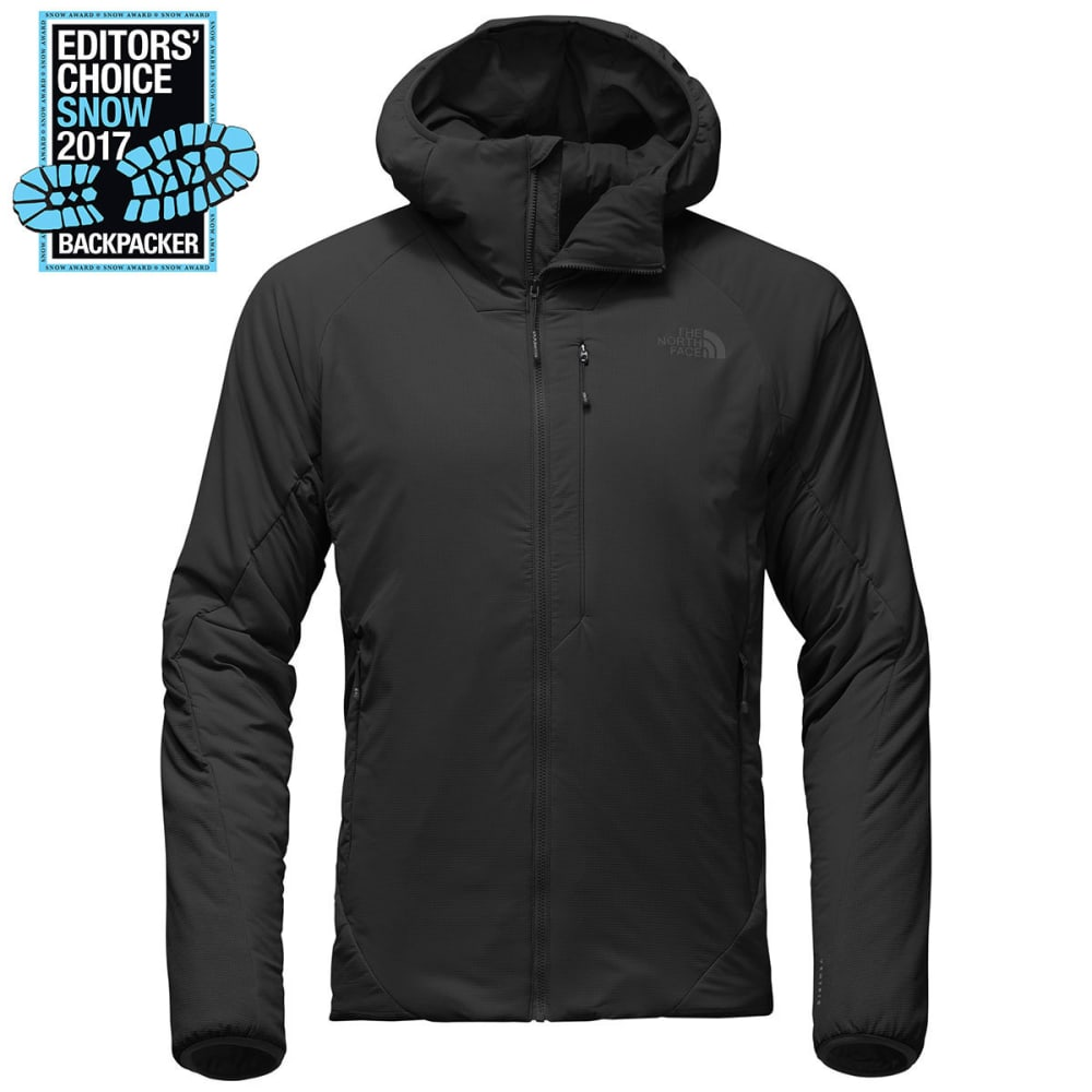 THE NORTH FACE Men's Ventrix Hoodie Jacket - KX7- TNF BLACK