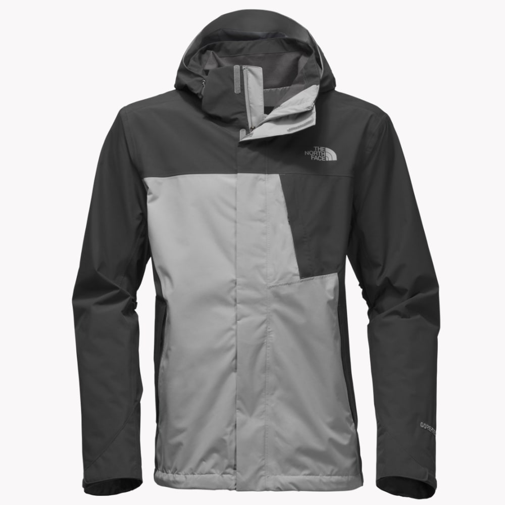 THE NORTH FACE Men's Mountain Light Triclimate Jacket - K9B-MONUMENT GREY