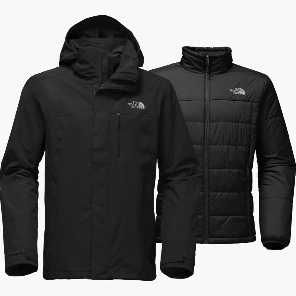 The North Face Men's Carto Triclimate Jacket - Black, S