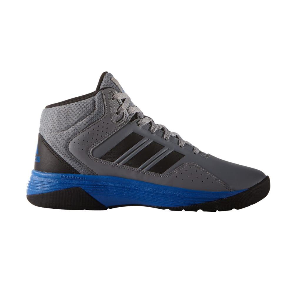 ADIDAS Men's Cloudfoam Ilation Mid Basketball Shoes, Grey - GREY