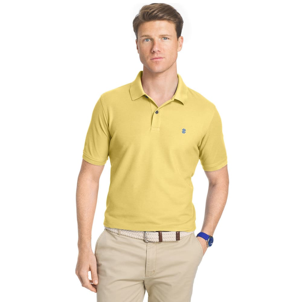 IZOD Men's Advantage Performance Polo Shirt - SUNDRESS-727
