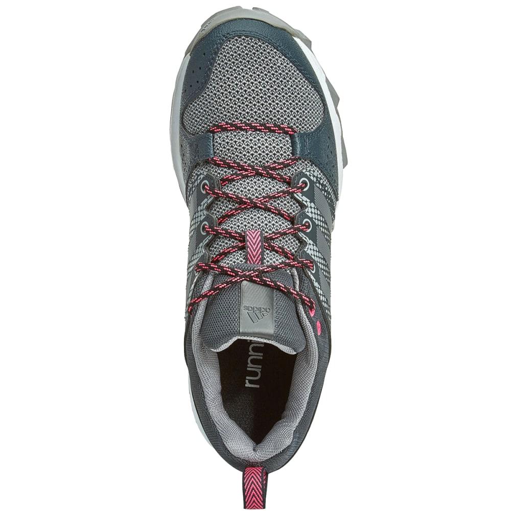 ADIDAS Women's Galaxy Trail Running Shoes - GREY