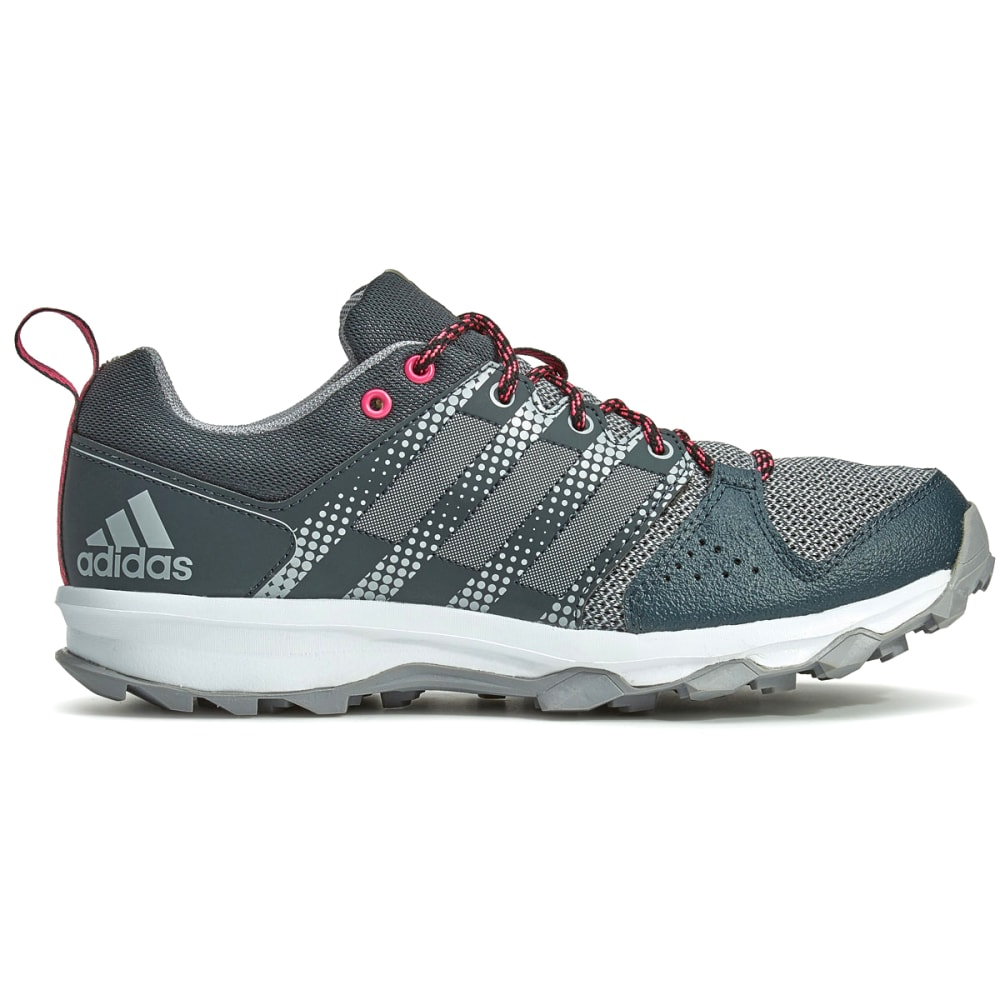 ADIDAS Women's Galaxy Trail Running Shoes - GREY