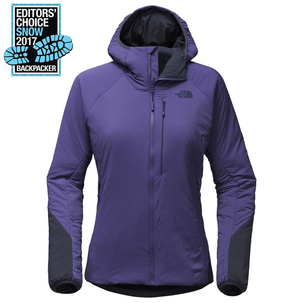 THE NORTH FACE Women's Ventrix Hoodie Jacket - WAL-BRIGHT NAVY