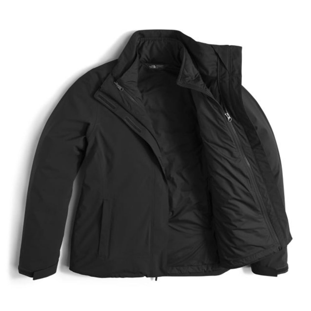 THE NORTH FACE Women's Carto Triclimate Jacket - JK3-TNF BLACK